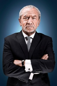 Lord Sugar. Courtesy of bbc.c.uk